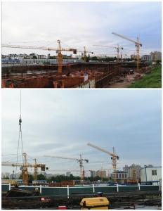 中铁城建洛阳文博体育公园项目